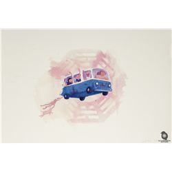 "LOST ""Whatever, Van!"" Limited Edition Giclée Print by Reza Rasoli"