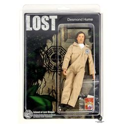 LOST Custom-made Desmond Action Figure Signed Henry Ian Cusick