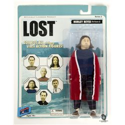 LOST Series 2 Hurley Reyes Action Figure by Bif Bang Pow!
