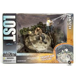 McFarlane Toys The Hatch Diorama Set from LOST