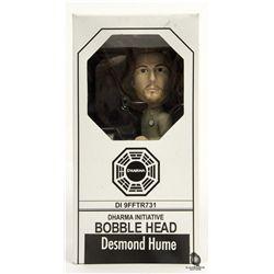 LOST Desmond Hume Dharma Initiative Bobblehead by Bif Bang Pow!