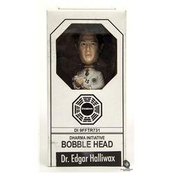 LOST Dr. Edgar Halliwax Dharma Initiative Bobblehead by Bif Bang Pow!