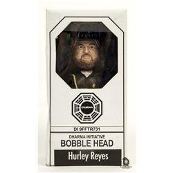LOST Hurley Dharma Initiative Bobblehead by Bif Bang Pow!