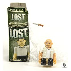 LOST Kubrick Figure of Locke with Knife