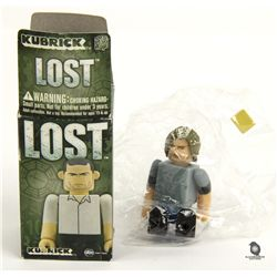 LOST Kubrick Figure of Sawyer with Book