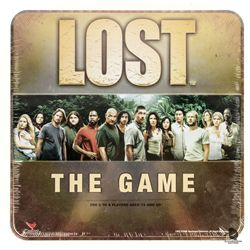 LOST: The Board Game by Cardinal Games