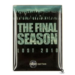 Official ABC LOST The Final Season Pin