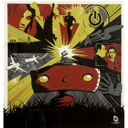 "Bad Robot Limited Edition ""The Bad Robot Experience"" Screen Print by Brandon Rike"