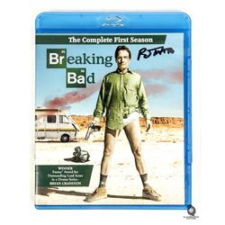 Breaking Bad Season 1 Blu-ray Signed by RJ Mitte