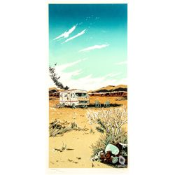 """Breaking Bad """"The Cook"""" Limited Edition Screen Print by Tim Doyle"""