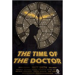 """Dr. Who """"Time of the Doctor"""" Digital Print by Ian Knight"""