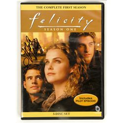 Felicity Season 1 DVD Signed by Scott Foley