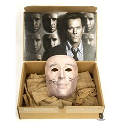 The Following Joe Carroll Mask Signed by Cast