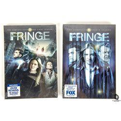 Fringe Complete Seasons 4 & 5 DVD Sets