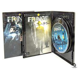 Fringe Complete Season 5 DVD Signed by John Noble
