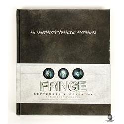 Fringe: September's Notebook, The Bishop Paradox John Noble Signed Book