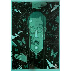 """Fringe """"The Dreamscape"""" Screen Print by Graham Erwin"""
