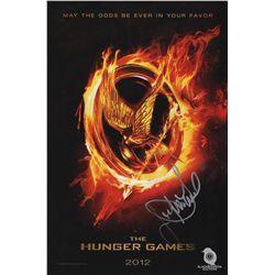 Jennifer Lawrence Signed The Hunger Games Mockingjay Photo