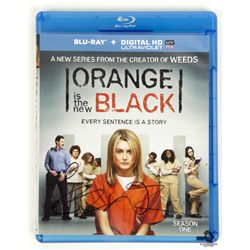 Orange is the New Black Season 1 Blu-ray Signed by Lea Delaria