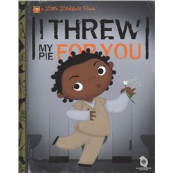 "Orange is the New Black ""I Threw My Pie For You"" Little Litchfield Book Giclée by Joey Spiotto"