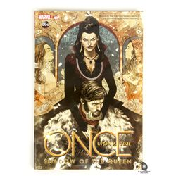 Once Upon a Time: Shadow of the Queen Graphic Novel Signed by Executive Producers