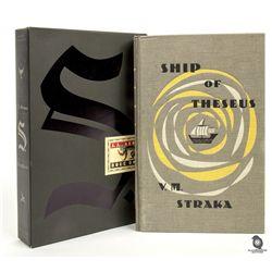 S. Hardcover Book Signed by J.J. Abrams & Doug Dorst