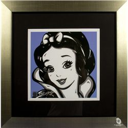 """""""Snow White"""" Limited Edition Lithograph by Allison Lefcort"""
