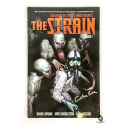 The Strain, Volume 1 Graphic Novel Signed by Carlton Cuse