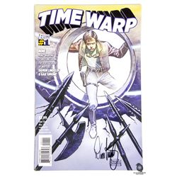 Time Warp Comics #1 Signed by Damon Lindelof