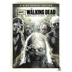 The Walking Dead Season 1 Special Edition DVD Signed by Andrew Lincoln & Greg Nicotero