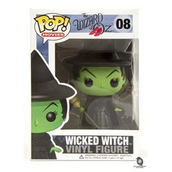 Wizard of Oz Wicked Witch Funko POP! Vinyl Figure Signed by Rebecca Mader