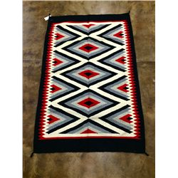 Southwestern Diamond & Eye Dazzler Pattern Rug