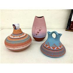 Navajo Pottery Lot