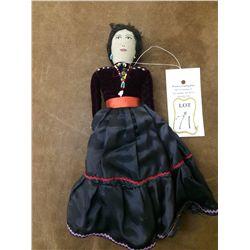 Vintage Handmade Navajo Doll