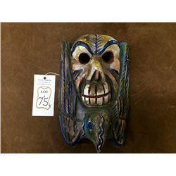 Handmade Mexican Dance Mask