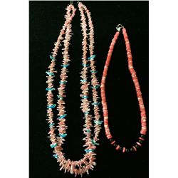 Pink Necklace Lot
