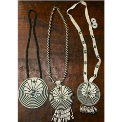 Man-in-the-Maze Necklace Lot