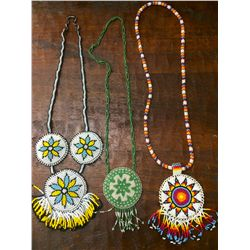 Beaded Necklace Lot