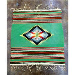 "Vintage ""Saltillo"" Textile"