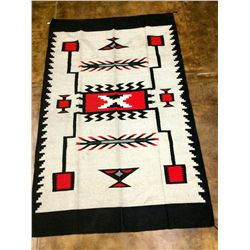 Extra Large Storm Pattern Rug