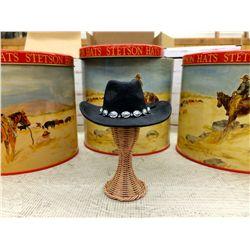 Commemorative Stetson Hat Mini's