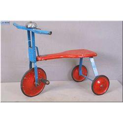 Child's vintage three wheel trike