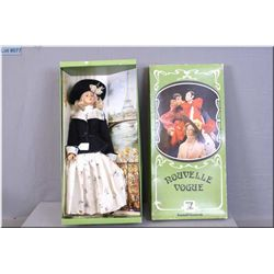 """Vintage NRFB 24"""" Zanini and Zambelli """"Odette' boudoir doll marked 1210 in excellent condition, all o"""