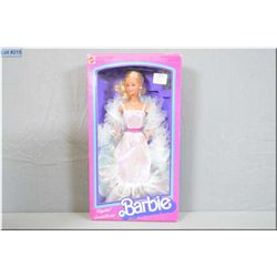 Vintage Crystal Barbie circa 1983, new in package. Auction estimate $50-$100.00