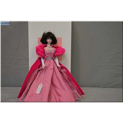 """New in box from The Barbie Porcelain Collection """"Sophisticated Lady 1965"""" limited edition porcelain"""