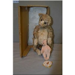"""Boxed Barton Creek by Gund """"Scratch and Sniff"""" two bear set"""