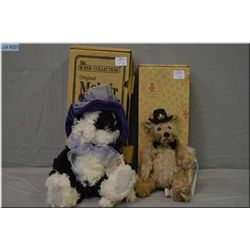 """A boxed Boyd's Bears 11"""" cat and a boxed Barton's Creek 9"""" mouse"""