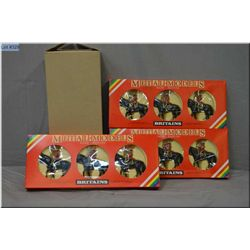 Three boxes of Britain?s metal models Royal Canadian Mounted Police #7236