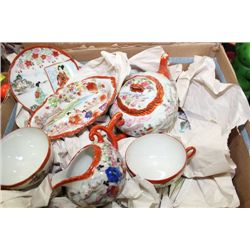 CHINESE TEA SET FOR 6