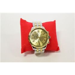 NEW MEN'S STAINLESS STEEL WATCH ON CHOICE